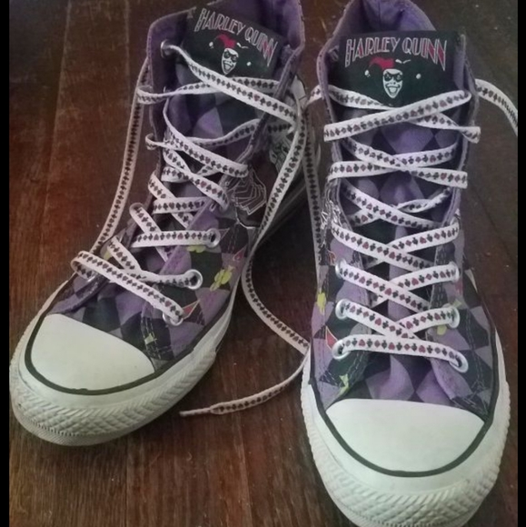 Converse Shoes | Limited Edition Harley
